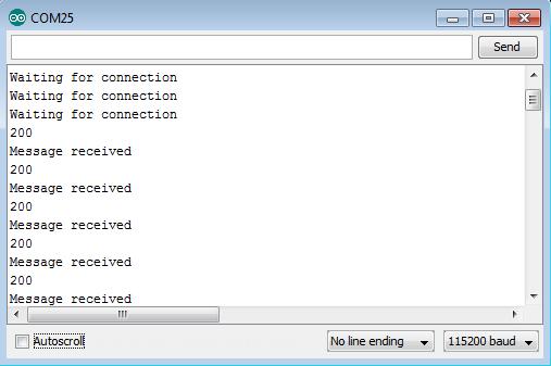 ESP8266 HTTP Post response