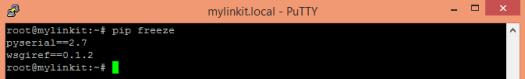linkit-smart-check-pip-modules