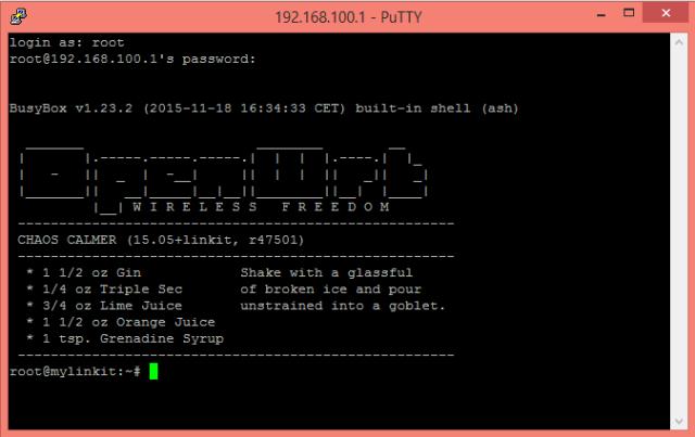 linkit-smart-command-line