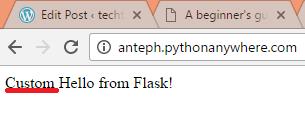 python-anywhere-custom-flask-message