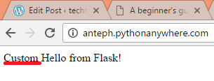 python-anywhere-custom-flask-message