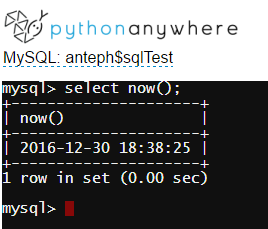 python-anywhere-mysql-date-and-time