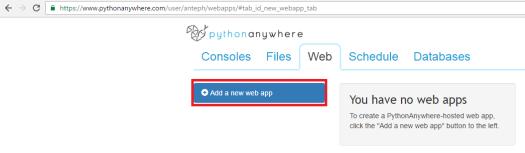 python-anywhere-new-webapp
