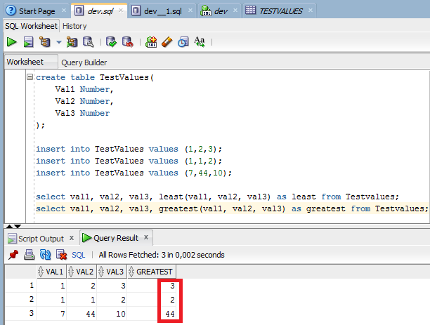 oracle-sql-greatest-value-across-columns