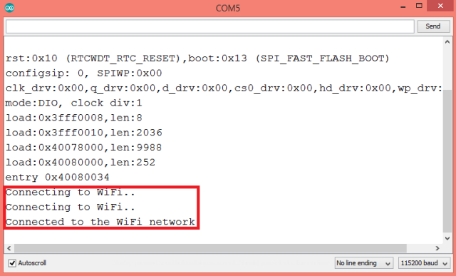 ESP32 Connect to WiFi Network