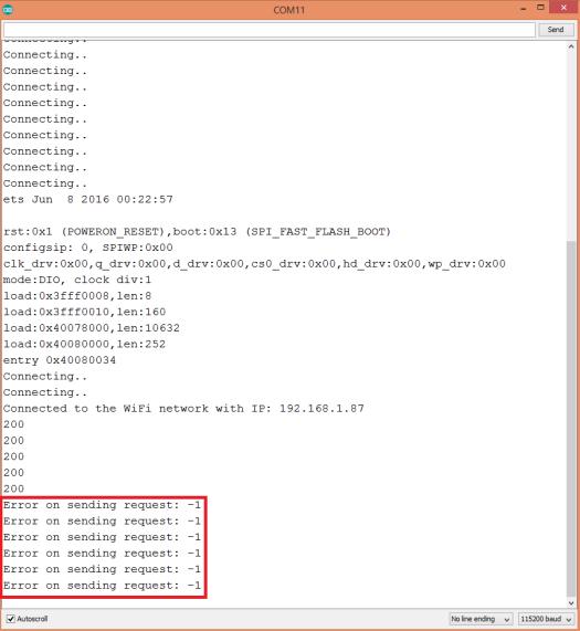 ESP32 HTTP POST request to Python Bottle server error