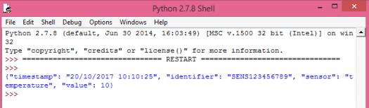 python 2 7 json