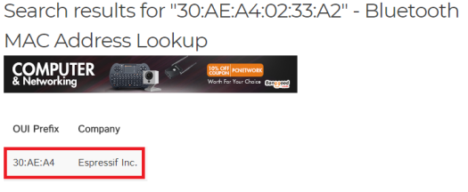 ESP32 Bluetooth address vendor lookup.png