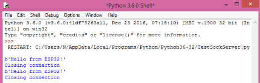 ESP32 Arduino Socket client to Python program.png