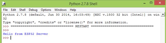alex9ufo 聰明人求知心切: ESP32 Async HTTP web server