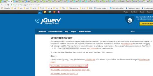 ESP32 Tutorial Arduino web server: 13  Serving jQuery | DFRobot